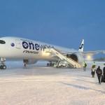 Finnair A350 Aircraft Finland