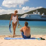 Cruise the World Couples Australia South Pacific Beach Luxury Exotic
